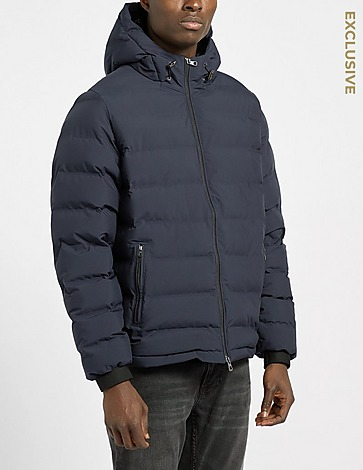Unlike Humans Bond Quilted Puffa Jacket