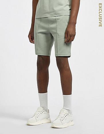 Unlike Humans Zip Shorts